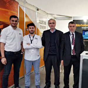 Seyir, Transport Logistic 2019'da